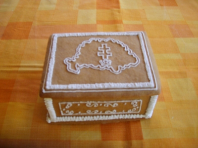 Mézeskalács Nagy Magyarország doboz